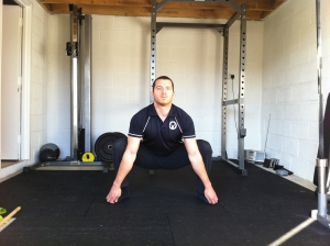 Squat to Stand Bottom